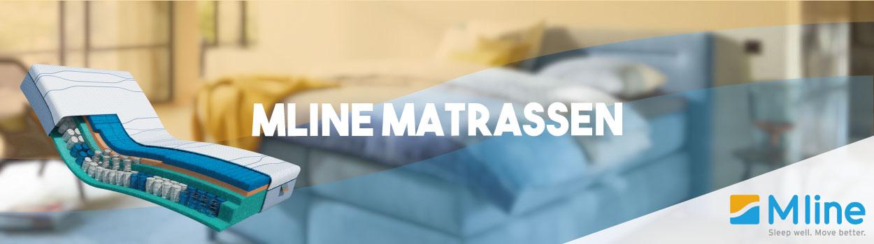 Matrassen van M-Line