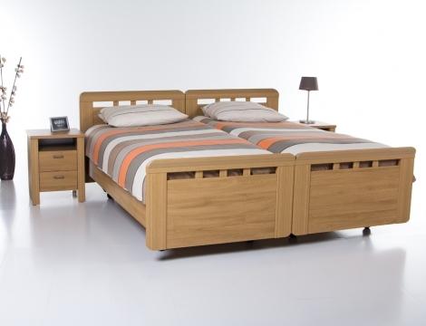 Deelbaar ledikant montreal beddenzaak jan van peer slaapcomfort emmen